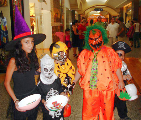 Mexican Halloween