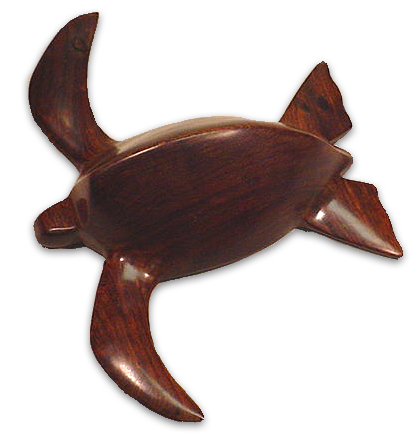 Mexican ironwood carvings
