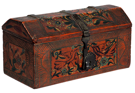 Old Olinala chest