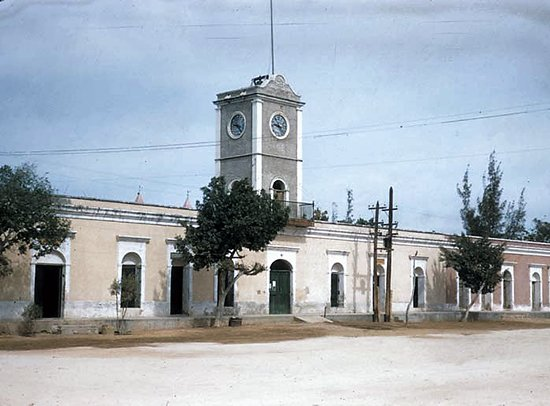 Los Cabos City Hall 1957